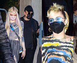 Elon Musk i Grimes zmierzają na afterparty po SNL w towarzystwie Miley Cyrus i jej matki. Fajna ekipa? (ZDJĘCIA)