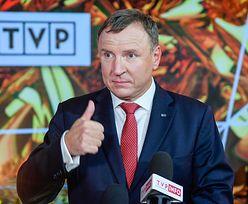 """Jacek Kurski został prezesem TVP na kolejną kadencję. """"Trzeba robić SŁUSZNE rzeczy. To codzienna, MISYJNA robota"""""""