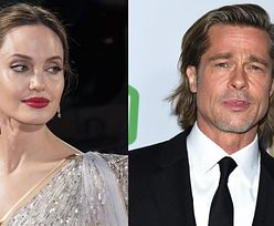 """Angelina Jolie przekazała sądowi TAŚMY obciążające Brada Pitta! """"Jest naprawdę ZDESPEROWANA"""""""