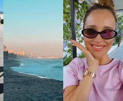 """Marina nie wytrzymała i poleciała na KOLEJNE wakacje. Zaledwie... 5 DNI po powrocie z Mykonos: """"Ale tu jest PIĘKNIE"""" (ZDJĘCIA)"""