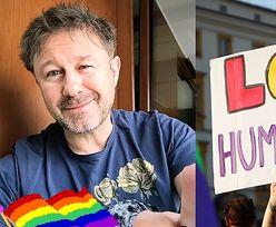 """Andrzej Piaseczny świętuje """"Miesiąc Dumy LGBT+"""", zapowiadając nowy singiel pt. """"MIŁOŚĆ"""""""