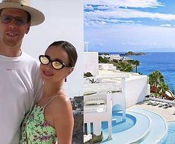Marina Łuczenko i Wojciech Szczęsny wypoczywają w LUKSUSACH! Nocleg w tym hotelu kosztuje nawet KILKADZIESIĄT TYSIĘCY złotych!