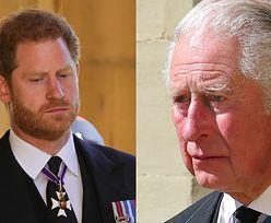 """Harry napisał OSOBISTY LIST do ojca przed pogrzebem księcia Filipa: """"Przeszli CAŁKOWITE ZAŁAMANIE KONTAKTÓW"""""""