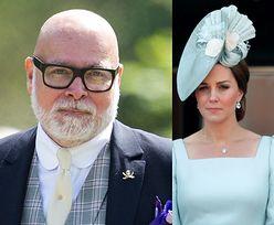 """Wujek Kate Middleton staje w obronie siostrzenicy: """"NIE WIERZĘ, że Kate doprowadziła Meghan DO PŁACZU"""""""