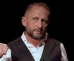 """Wychudzony Kamil Durczok wspomina, jak roztrzaskał się BMW PO PIJAKU: """"Nie wiem, skąd się wzięła moja SKRAJNA GŁUPOTA"""""""