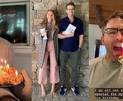 """""""Bekowa"""" Blake Lively żartuje sobie z męża w dniu jego 44. urodzin: """"Nie mogę w to uwierzyć, że dalej jesteśmy małżeństwem"""" (FOTO)"""