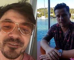 """Życzliwy Rafał Collins podsumowuje medialne popisy Daniela Martyniuka: """"Zachowujesz się jak BŁAZEN! Nie zrobiłeś NIC w życiu"""""""