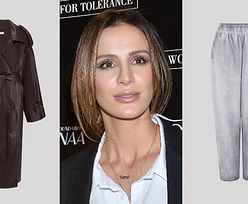 Znane są już ceny luksusowych ubrań od Sary Boruc. Skórzany płaszcz za jedyne 13 tysięcy, bawełniane dresy - 850 złotych...