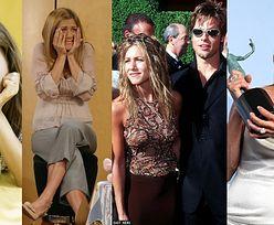 """Jennifer Aniston kończy 52 lata! Od Rachel z """"Przyjaciół"""" i żony Brada Pitta po niezależną kobietę sukcesu (ZDJĘCIA)"""