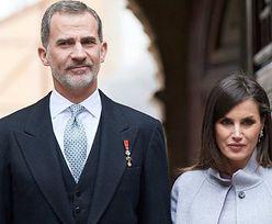 Król Filip i królowa Letizia zostali ZARAŻENI koronawirusem? Poddali się badaniom
