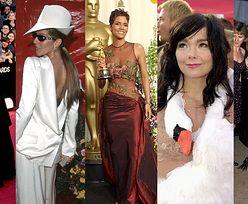 Oscary: Zobaczcie najbardziej IKONICZNE kreacje, które przewinęły się na przestrzeni lat przez czerwony dywan (ZDJĘCIA)
