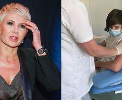 """Joanna Racewicz odpowiada na HEJT po zaszczepieniu 13-letniego syna. """"Nie oswoję się z ŻYCZENIAMI ŚMIERCI"""""""