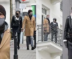 Zakochani Krzysztof Ibisz i Joanna Kudzbalska oglądają apartament za 1,5 MILIONA ZŁOTYCH (ZDJĘCIA)