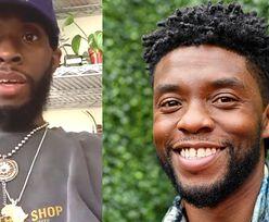 """Chadwick Boseman UKRYWAŁ chorobę. Fani się o niego martwili: """"Dlaczego jesteś TAKI CHUDY?"""" (FOTO)"""