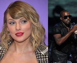 """Wyciekło nagranie """"SŁYNNEJ"""" rozmowy Taylor Swift z Kanye Westem. Piosenkarka jednak NIE KŁAMAŁA"""