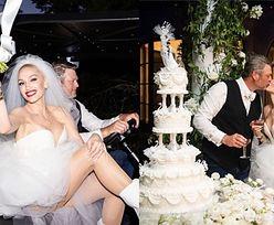 Tak wyglądał ślub Gwen Stefani. Wyszła za mąż w BIAŁYCH KOWBOJKACH! (ZDJĘCIA)