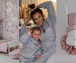 Natalia Siwiec urządziła córce nowy pokój. Akcenty boho i pluszowe KRÓLICZE GŁOWY (ZDJĘCIA)