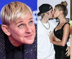 """""""Subtelna"""" Ellen DeGeneres wypytuje Justina Biebera o dzieci: """"KIEDY I ILE?"""""""