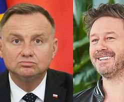 Andrzej Piaseczny twierdzi, że do coming outu najbardziej namówił go... PREZYDENT