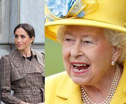 """Królowa Elżbieta jednak znajdzie czas dla Meghan i Harry'ego? """"Chce osobiście WYCIĄGNĄĆ RĘKĘ NA ZGODĘ"""""""