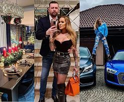 """Tak mieszka Sylwia Peretti z """"Królowych Życia""""! Ogromny garaż, niekończący się ogród i garderoba jak z bajki (ZDJĘCIA)"""
