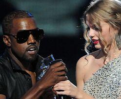 """Kanye West zdradza PRAWDZIWY POWÓD przerwania przemowy Taylor Swift: """"Dostałem WSKAZÓWKI OD BOGA"""""""