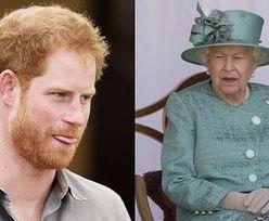 """Książę Harry OSZUKAŁ królową?! """"Jest OSZOŁOMIONA"""""""