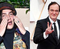 """Nikodem Rozbicki wspomina spotkanie z Quentinem Tarantino W UBIKACJI: """"Powiedział: Keep doing, all best, COŚ TAM"""""""