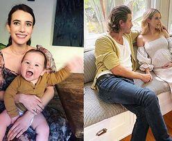 Emma Roberts POTWIERDZIŁA CIĄŻĘ, publikując zdjęcie z rosnącym brzuszkiem. Przy okazji zdradziła płeć dziecka (FOTO)