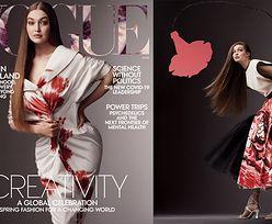 """Gigi Hadid wspomina poród na łamach """"Vogue'a"""": """"Najbardziej SZALONY BÓL w moim życiu!"""""""