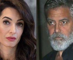Małżeństwo George'a i Amal Clooneyów przechodzi POWAŻNY KRYZYS?