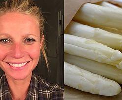 """Gwyneth Paltrow miała Covid-19 i LECZYŁA SIĘ DIETĄ: """"Przegrzebki, szparagi i trochę karczochów"""""""