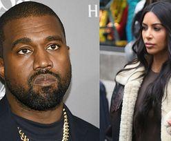 """Kanye West przeprasza Kim Kardashian i błaga: """"WYBACZ MI"""""""