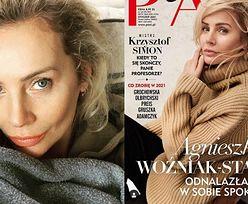 """Agnieszka Woźniak-Starak pozuje na okładce """"PANI"""". """"Opowiedziała o najtrudniejszym czasie w swoim życiu"""""""