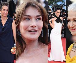 Cannes 2021. Gwiazdy brylują na ceremonii otwarcia: Jodie Foster z żoną, Carla Bruni, Bella Hadid... (ZDJĘCIA)