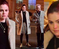 Selena Gomez zadaje szyku na planie nowego serialu. Stylowa? (ZDJĘCIA)