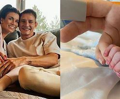 Magdalena Stępień URODZIŁA! Jakub Rzeźniczak po raz drugi został ojcem (FOTO)