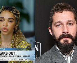 """FKA Twigs ujawnia kulisy przemocowego związku z Shią LaBeoufem: """"To cud, że USZŁAM Z ŻYCIEM"""""""