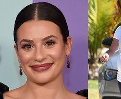 Gwiazda serialu Glee, Lea Michele URODZIŁA SYNA