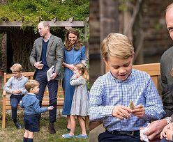 Dzieci Kate Middleton i księcia Williama ekscytują się odwiedzinami i podarunkami od biologa (FOTO)