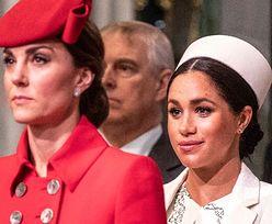 """Księżna Kate CHCE ODPOWIEDZIEĆ Meghan Markle! Królowa """"nie jest zachwycona"""" tym pomysłem..."""