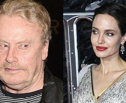 """Daniel Olbrychski czule o współpracy z Angeliną Jolie: """"Kazała mi się ODP*ERDOLIĆ"""""""