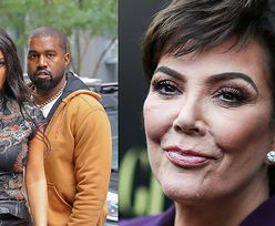 """Kris Jenner daje porady rozwodowe Kim Kardashian: """"Dzieci są najważniejsze"""""""