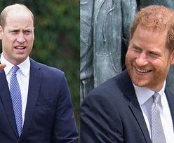 """Książę Harry ulotnił się z ceremonii odsłonięcia pomnika Diany po 20 MINUTACH! Został na jednego """"grzecznościowego drinka""""..."""