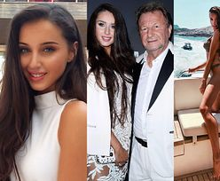 Tak wygląda nowa partnerka polskiego miliardera! Jest od niego młodsza o... 50 lat (ZDJĘCIA)