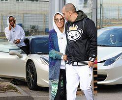 Ewa Chodakowska z mężem wozi się samochodem za MILION ZŁOTYCH