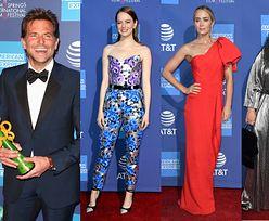 Tłum gwiazd na Festiwalu w Palm Springs: Emma Stone, Emily Blunt, Bradley Cooper, Melissa McCarthy... (ZDJĘCIA)