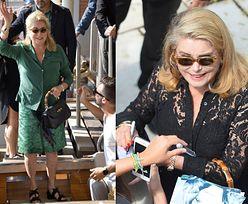 Wenecja 2019: ekstrawagancka Catherine Denevue, casualowy Brad Pitt, elegancka Sofia Richie (ZDJĘCIA)