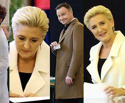 Para prezydencka oraz Jolanta Kwaśniewska też poszli na wybory (ZDJĘCIA)