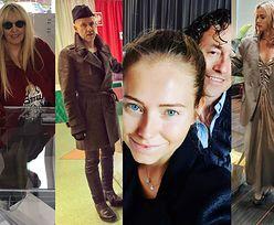 Wybory parlamentarne 2019: Tak głosowały gwiazdy: Julia Wieniawa, Małgorzata Rozenek, Adam Małysz, Magda Gessler i inni (ZDJĘCIA)